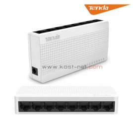 Switch Tenda 8 Port S08