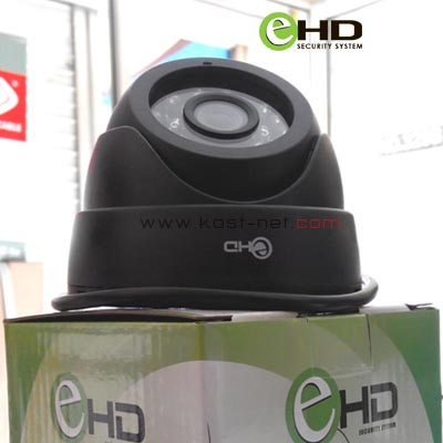 Cam eHD 13MP Dome