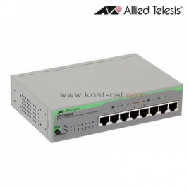 8 Port Gigabit AT-GS900/8