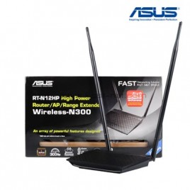 Asus RT-N12HP 300Mbps