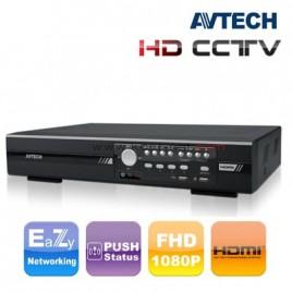 DVR AVTECH DG1004 HDTVI 4CH