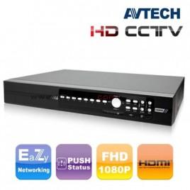 DVR AVTECH DG1008 HDTVI 8CH
