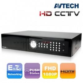 DVR AVTECH DG1016 HDTVI 16CH