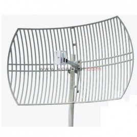 Antenna Grid Hyperlink HG2424G-NF 24dBi 2.4Ghz