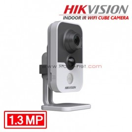 Hikvision Cube Camera Wireless 1.3MP 2CD2410F-IW