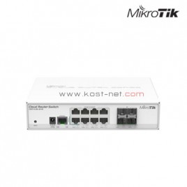 Mikrotik CRS112-8G-4S-IN