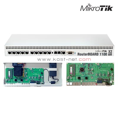 Mikrotik RB1100AH-X2