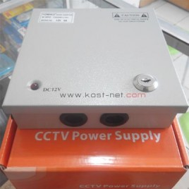 Power Suplay 12V 5A + BOX