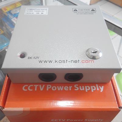 PSU 12V5A + BOX