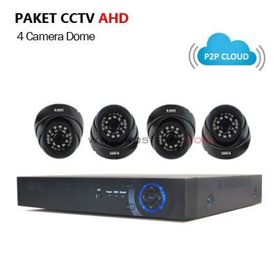 Paket CCTV AHD 1MP 1