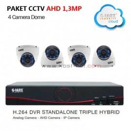 Paket CCTV G-LENZ AHD 4 (Sony Exmor 4)