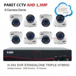 Paket CCTV G-LENZ AHD 8 (Sony Exmor 8)