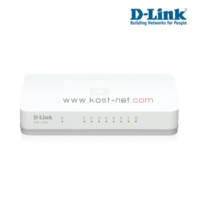 Switch D-LINK DGS-1008DS