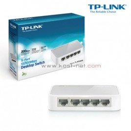 Switch TP-Link 5Port TL-SF1005D