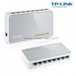 Switch TP-Link 8Port TL-SF1008D