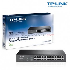 Switch TP-Link 24Port TL-SF1024D