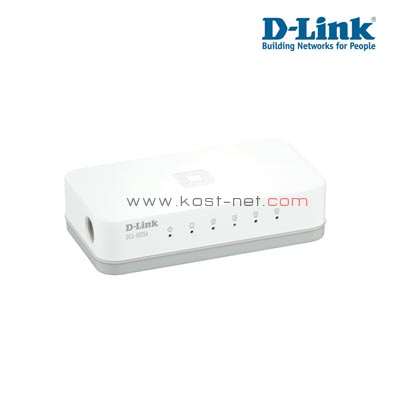 SwitchD-LINK 5ORT