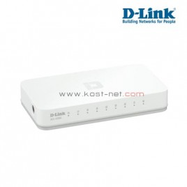 Switch D-Link 8 Port DES-1008A