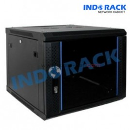 Wallmount Rack 12U 450mm – Indorack WIR4512S