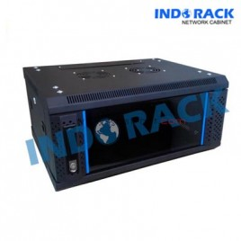 Wallmount Rack 4U 450mm – Indorack WIR4504S