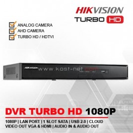 DVR Hikvision TURBO HD 1080P 4CH