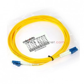 Mikrobits Patch Cable Singlemode LC-LC Duplex 5M