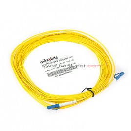Mikrobits Patch Cable Singlemode LC-LC Simplex 10M