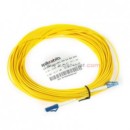 Mikrobits Patch Cable Singlemode LC-LC Simplex 20M