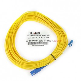 Mikrobits Patch Cable Singlemode LC-SC Simplex 20M