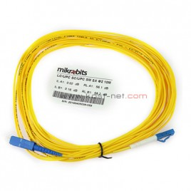 Mikrobits Patch Cable Singlemode LC-SC Simplex 10M