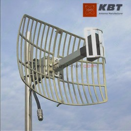 Antenna Grid Kenbotong 19dbi 2,4GHz TDJ-2400SPL6